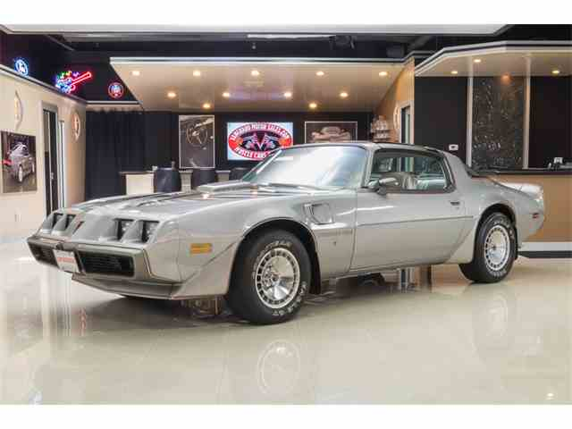 Picture of '79 Firebird Trans Am 10th Anniversary Edition - LT8S