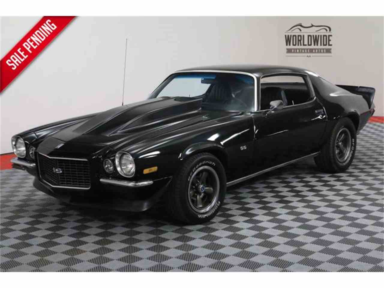 Large Picture of 1970 Chevrolet Camaro located in Colorado Offered by Worldwide Vintage Autos - LT98