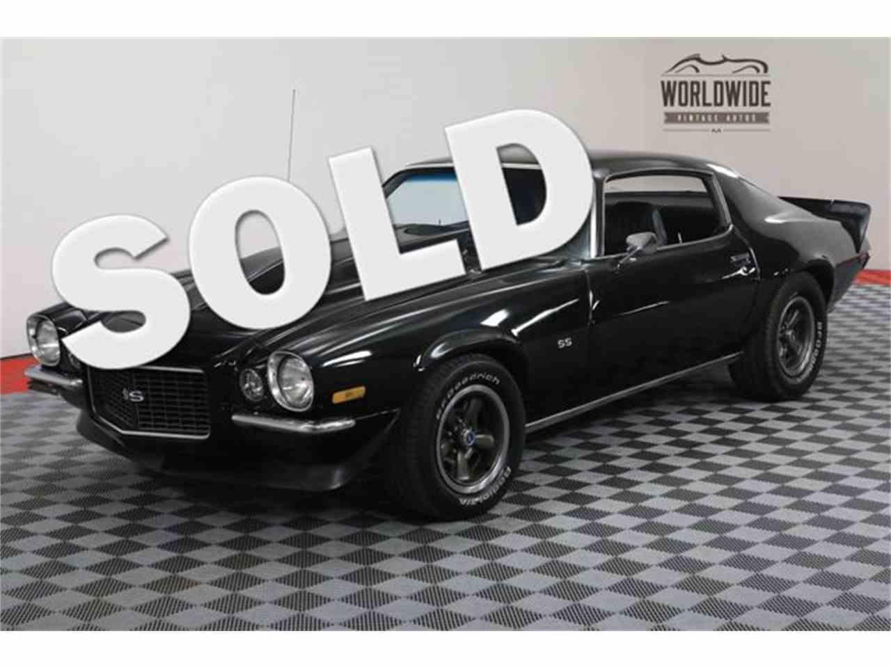 Large Picture of '70 Camaro located in Denver  Colorado - $20,900.00 - LT98