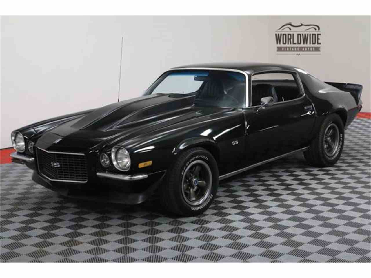 Large Picture of '70 Chevrolet Camaro Offered by Worldwide Vintage Autos - LT98