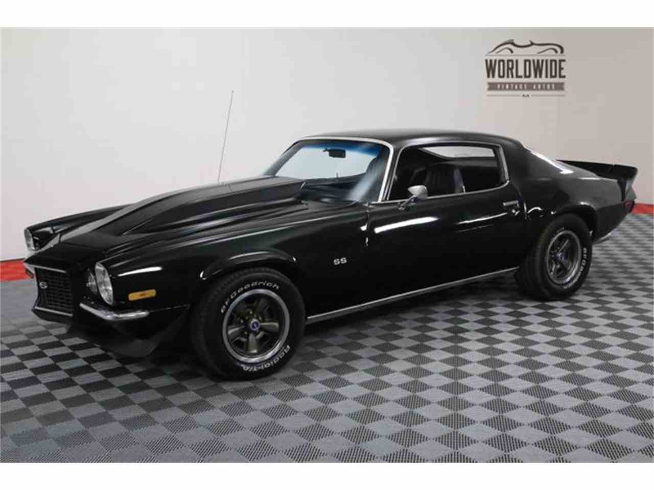 Large Picture of '70 Chevrolet Camaro located in Colorado - $20,900.00 Offered by Worldwide Vintage Autos - LT98