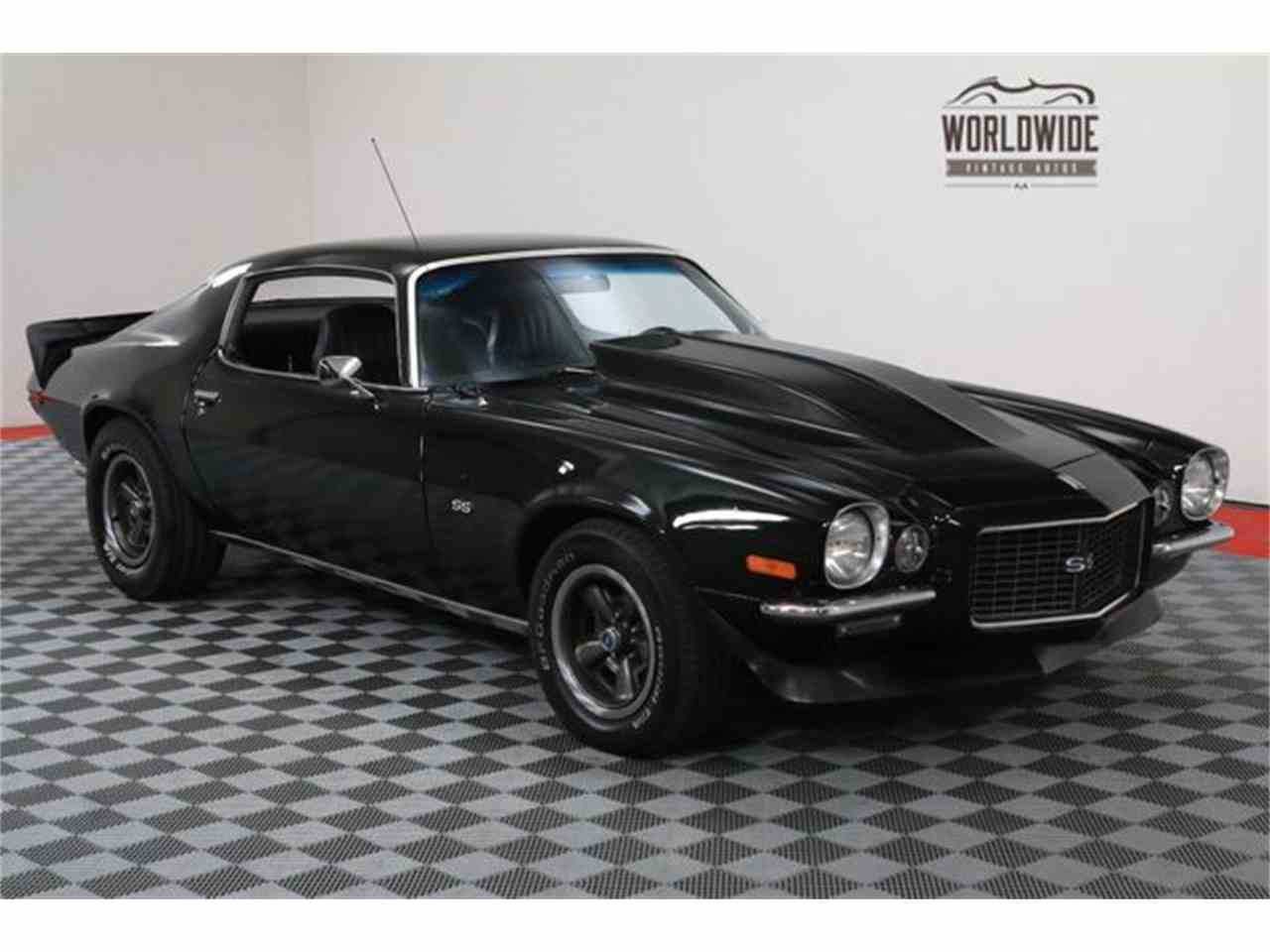 Large Picture of Classic '70 Camaro located in Denver  Colorado - $20,900.00 Offered by Worldwide Vintage Autos - LT98