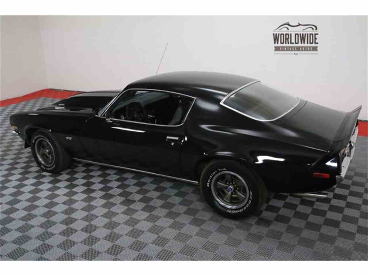 Large Picture of Classic '70 Chevrolet Camaro Offered by Worldwide Vintage Autos - LT98