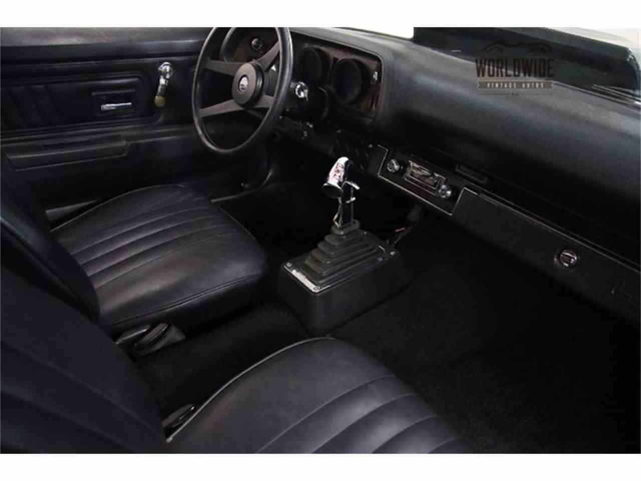 Large Picture of 1970 Chevrolet Camaro Offered by Worldwide Vintage Autos - LT98
