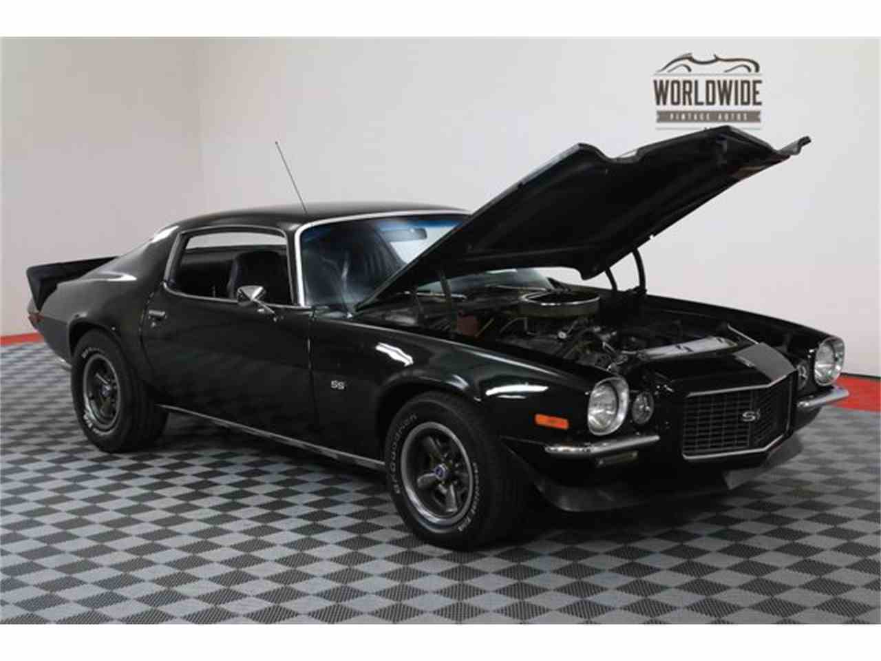 Large Picture of Classic 1970 Camaro located in Colorado - $20,900.00 Offered by Worldwide Vintage Autos - LT98