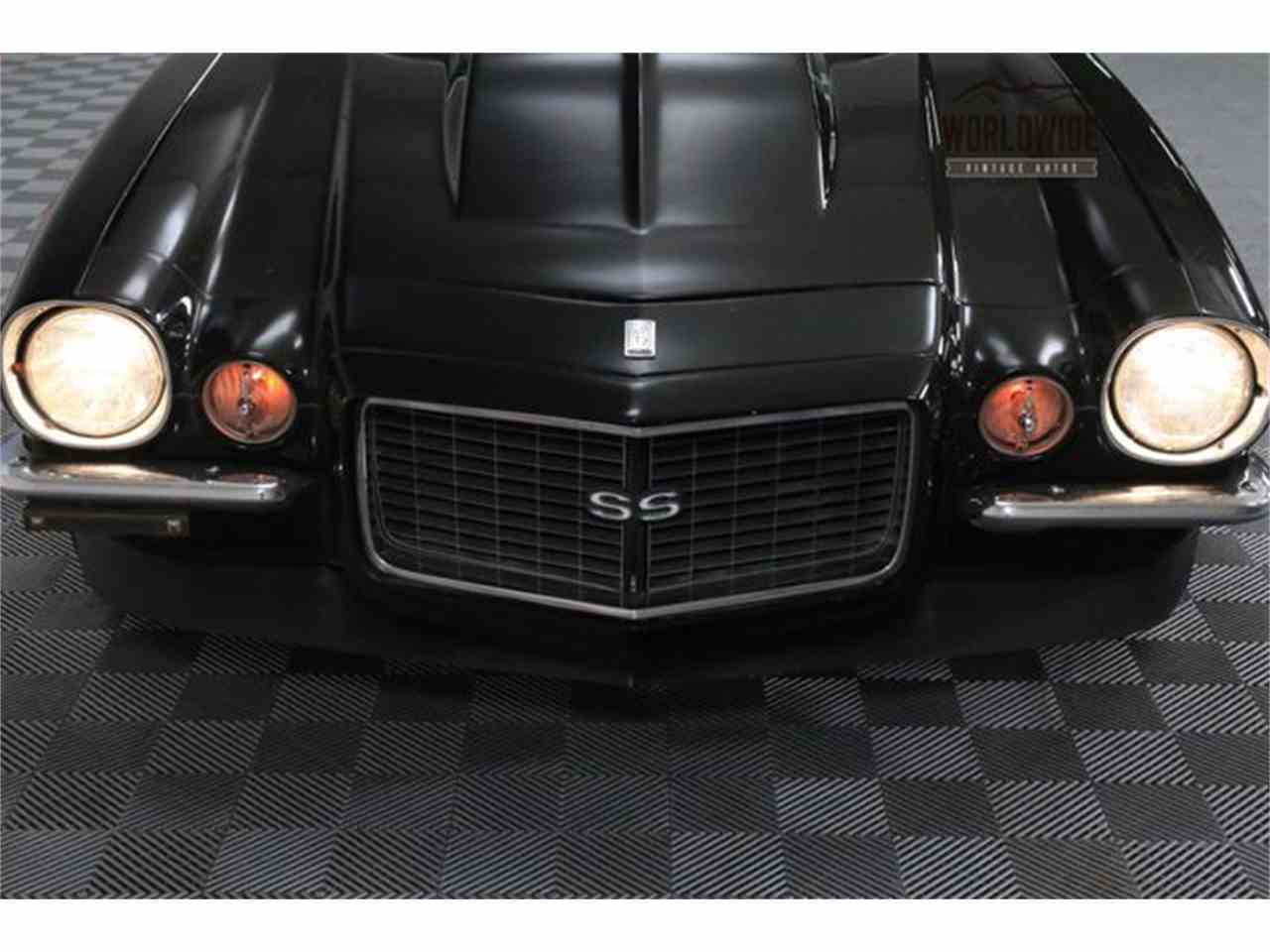 Large Picture of Classic 1970 Chevrolet Camaro located in Denver  Colorado - $20,900.00 Offered by Worldwide Vintage Autos - LT98