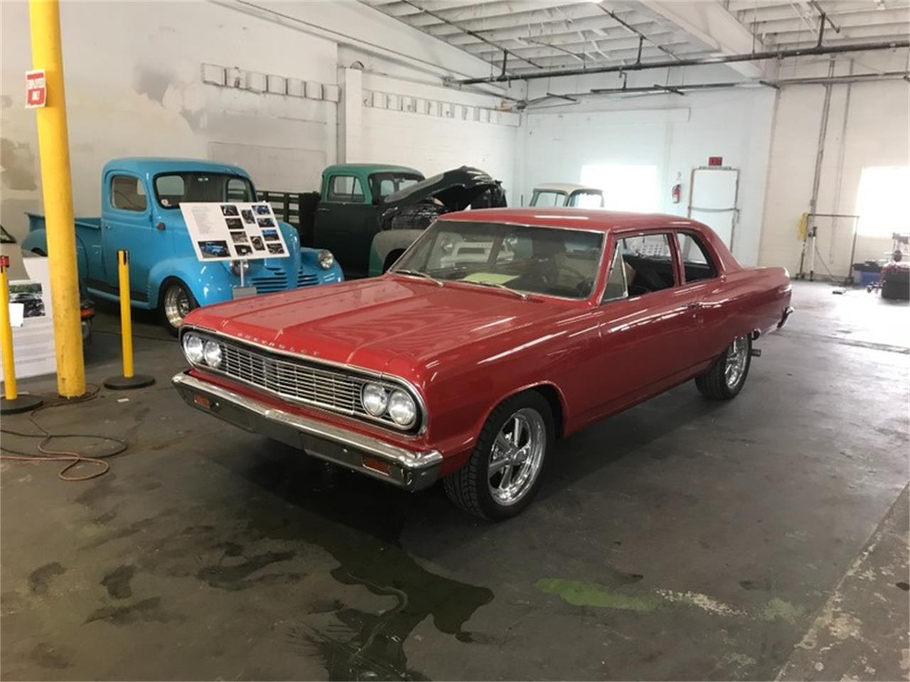 Large Picture of 1964 Chevrolet Malibu - $29,000.00 Offered by California Supersport Auto - LT9C