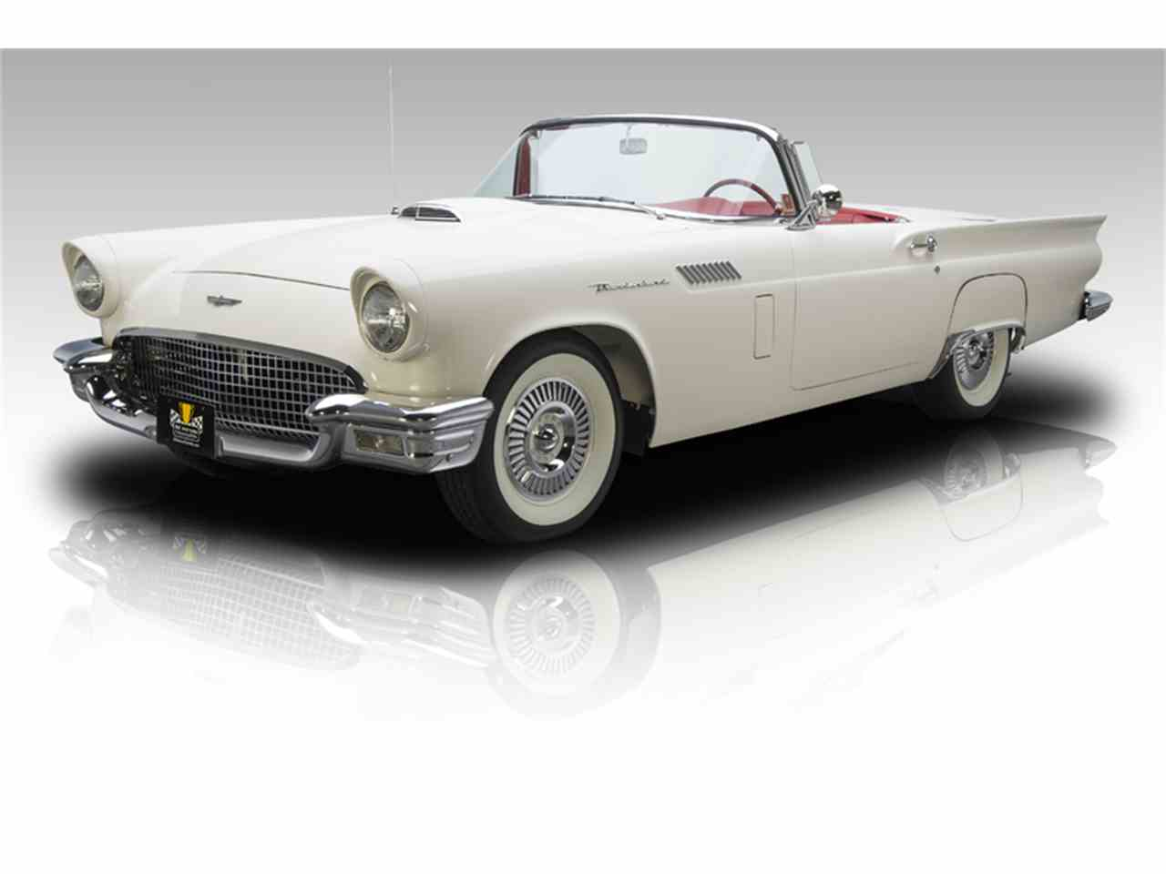 Large Picture of '57 Thunderbird located in North Carolina - $59,900.00 - LT9V