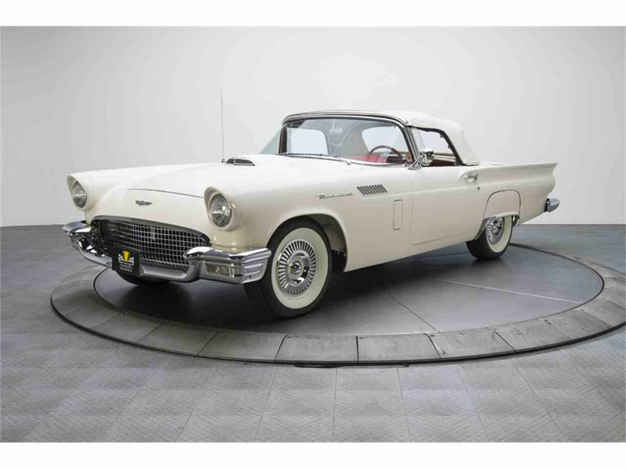 Large Picture of '57 Ford Thunderbird located in Charlotte North Carolina Offered by RK Motors Charlotte - LT9V