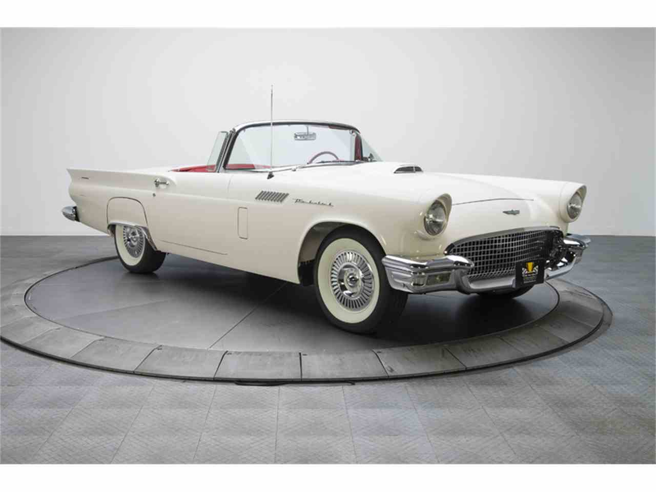 Large Picture of Classic '57 Ford Thunderbird located in North Carolina - $59,900.00 Offered by RK Motors Charlotte - LT9V
