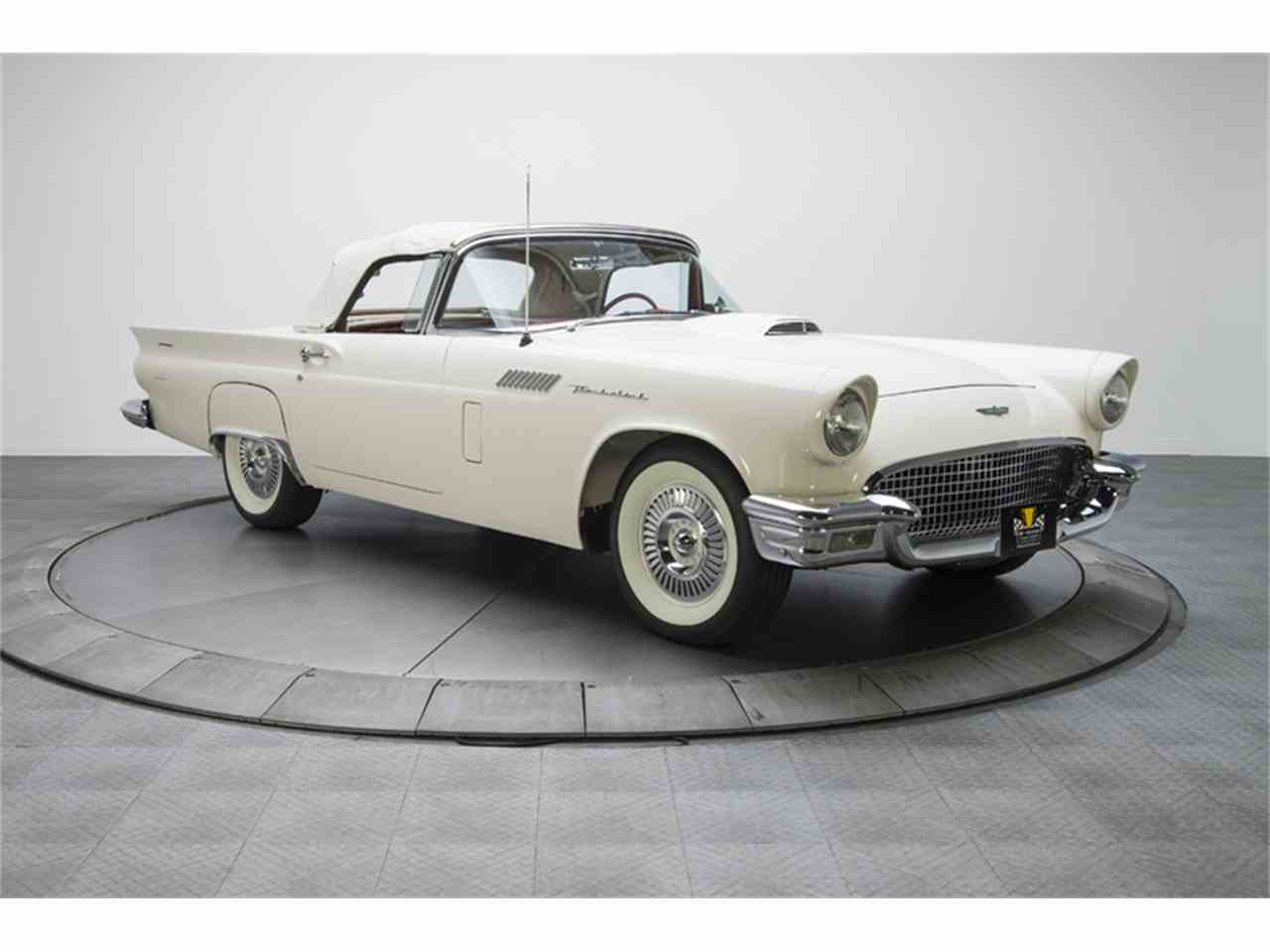 Large Picture of 1957 Ford Thunderbird located in Charlotte North Carolina - $59,900.00 - LT9V