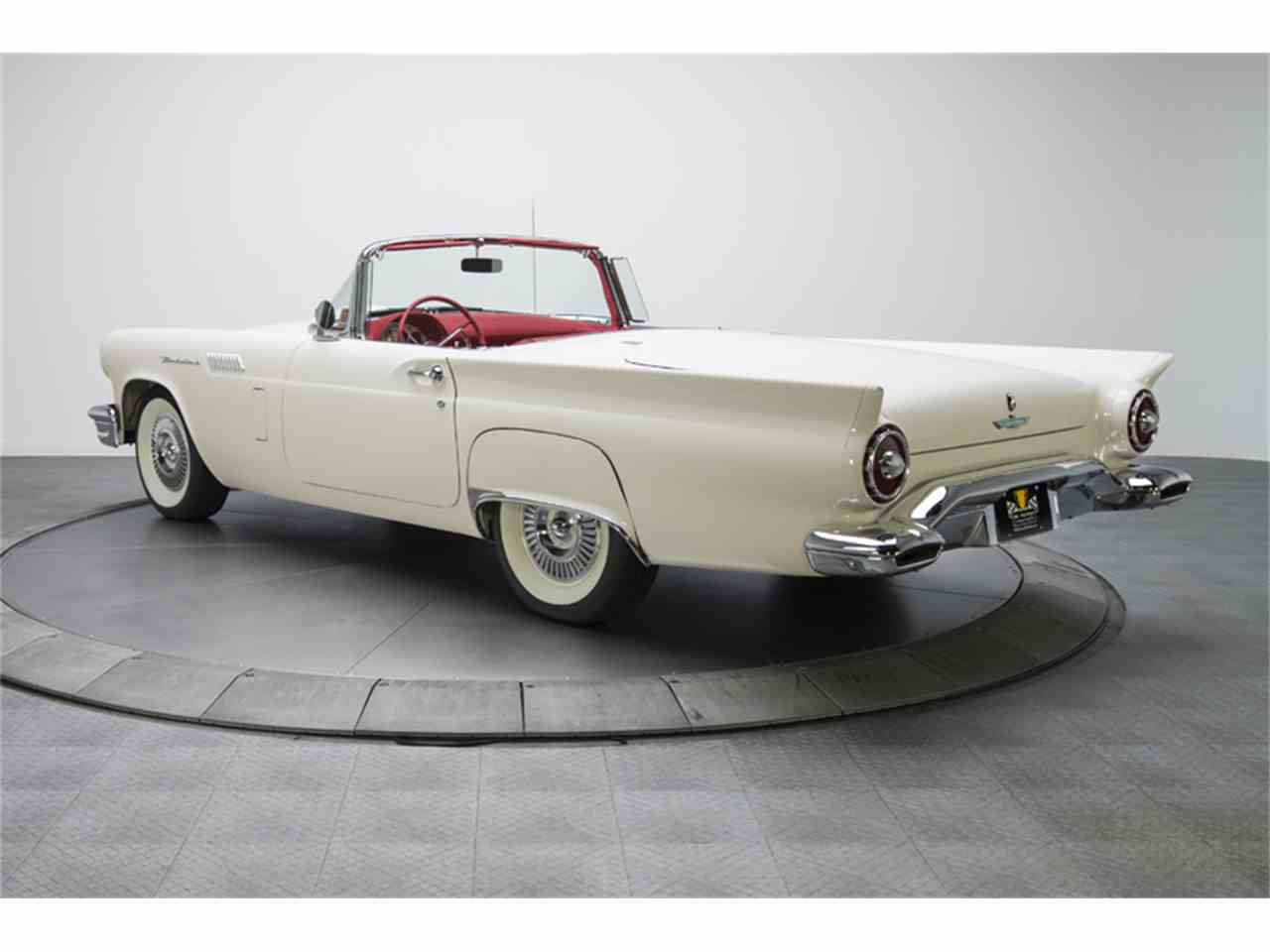 Large Picture of 1957 Ford Thunderbird located in Charlotte North Carolina - $59,900.00 Offered by RK Motors Charlotte - LT9V