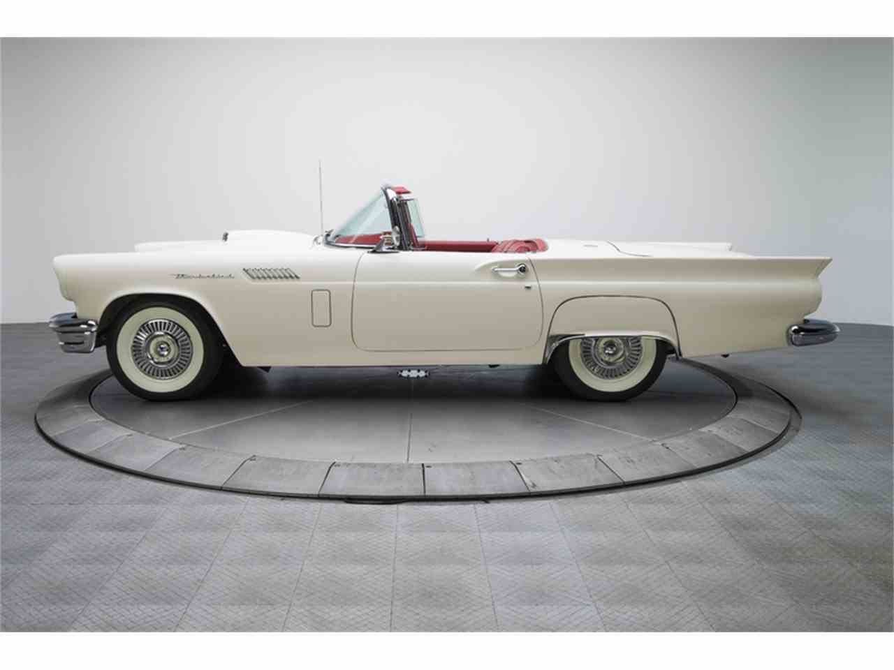 Large Picture of '57 Thunderbird Offered by RK Motors Charlotte - LT9V