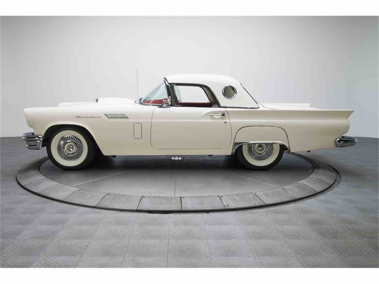 Large Picture of Classic 1957 Ford Thunderbird located in Charlotte North Carolina - $59,900.00 Offered by RK Motors Charlotte - LT9V