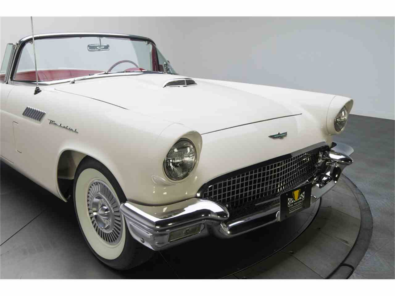 Large Picture of '57 Ford Thunderbird located in Charlotte North Carolina - $59,900.00 Offered by RK Motors Charlotte - LT9V