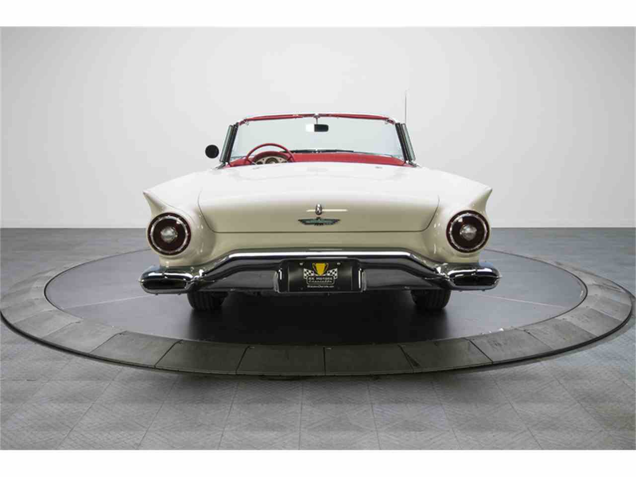 Large Picture of Classic '57 Thunderbird located in Charlotte North Carolina - $59,900.00 Offered by RK Motors Charlotte - LT9V