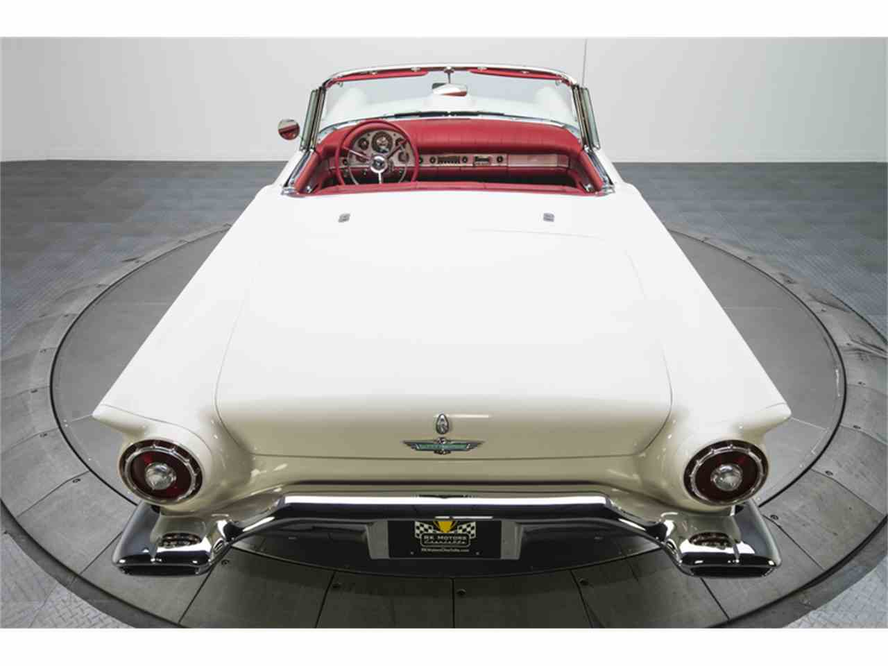 Large Picture of 1957 Ford Thunderbird - LT9V