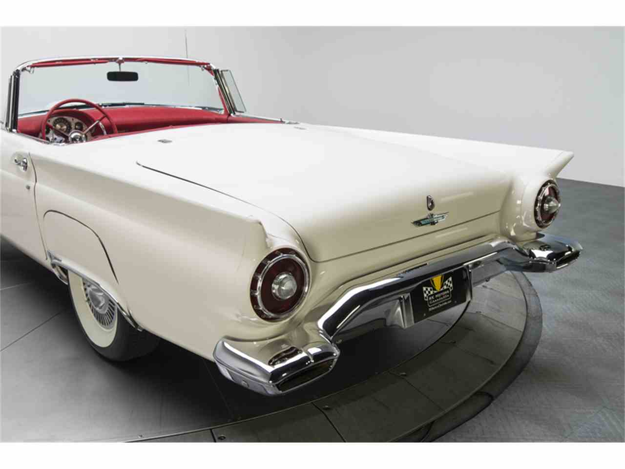 Large Picture of Classic '57 Ford Thunderbird located in Charlotte North Carolina - $59,900.00 Offered by RK Motors Charlotte - LT9V