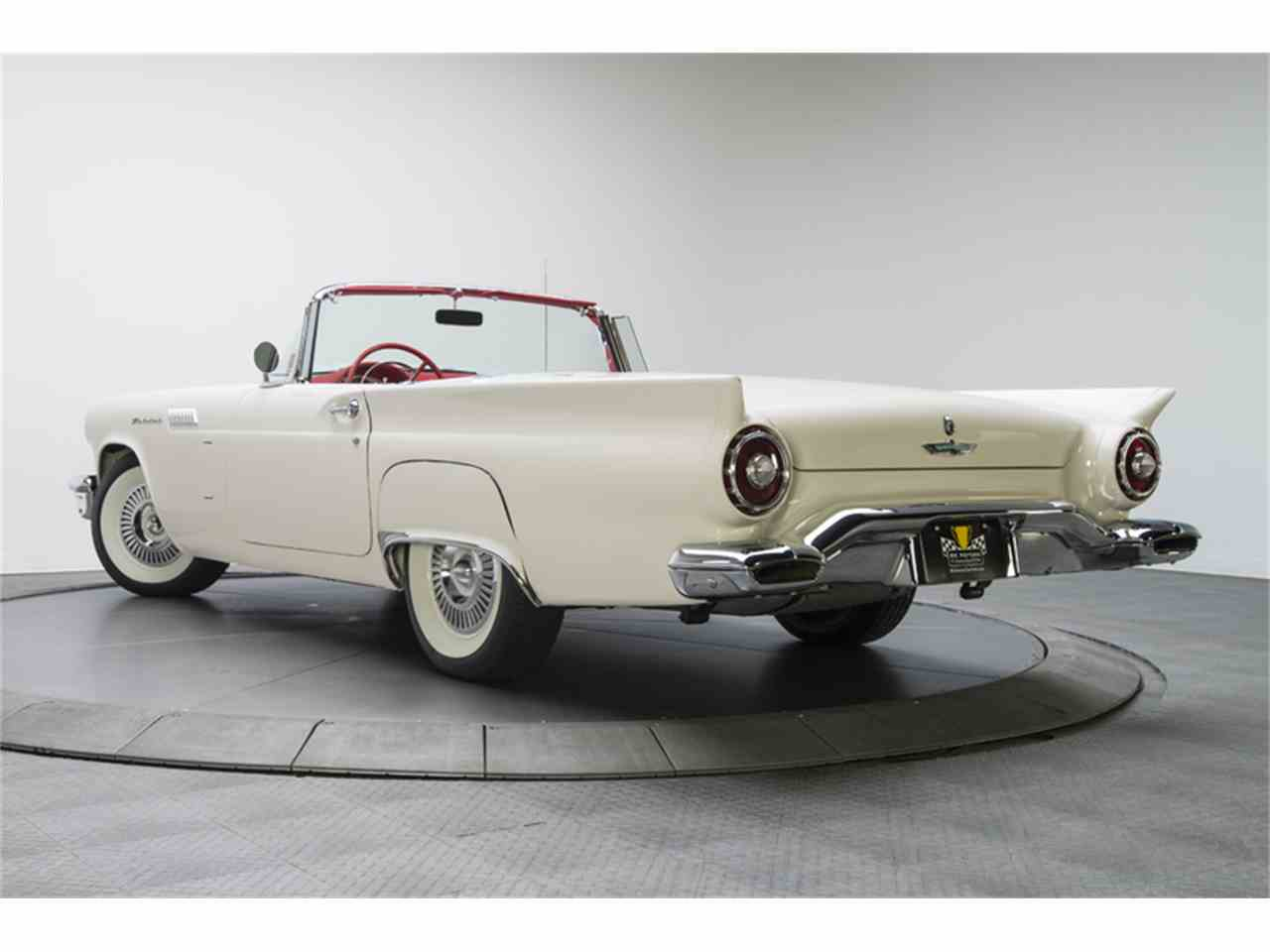 Large Picture of '57 Ford Thunderbird located in North Carolina - $59,900.00 Offered by RK Motors Charlotte - LT9V