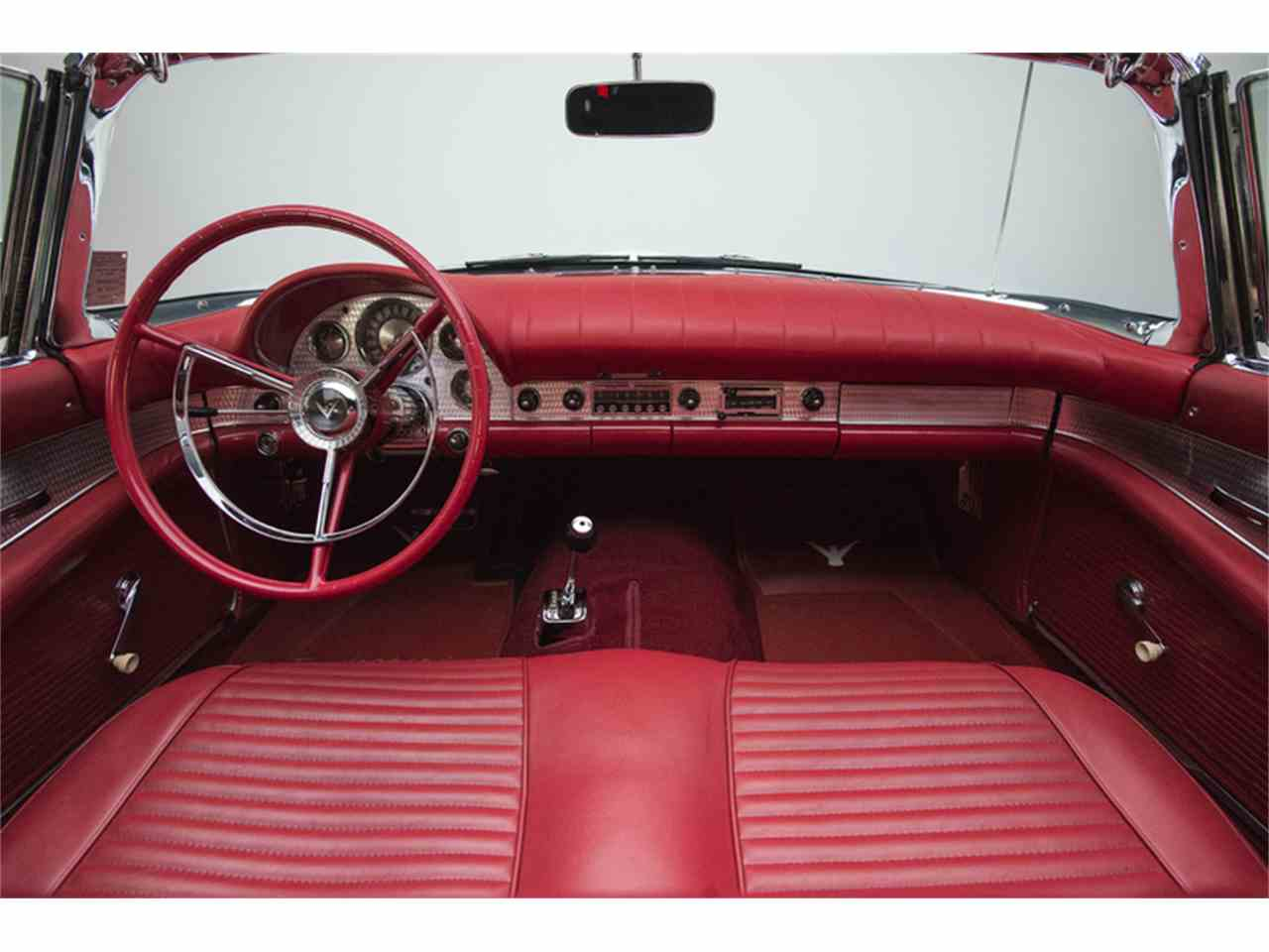 Large Picture of Classic 1957 Thunderbird located in Charlotte North Carolina - $59,900.00 - LT9V