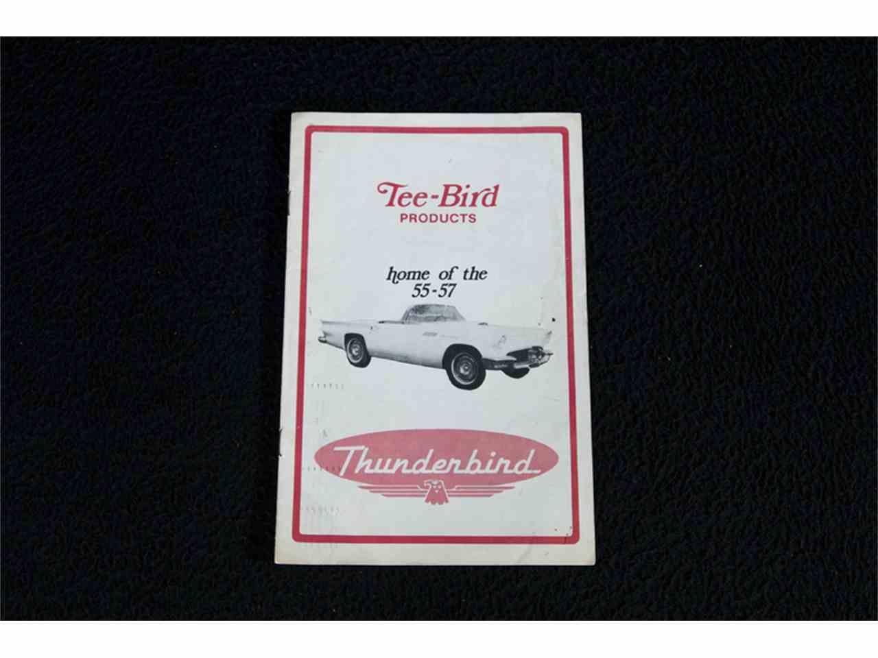 Large Picture of '57 Thunderbird - LT9V