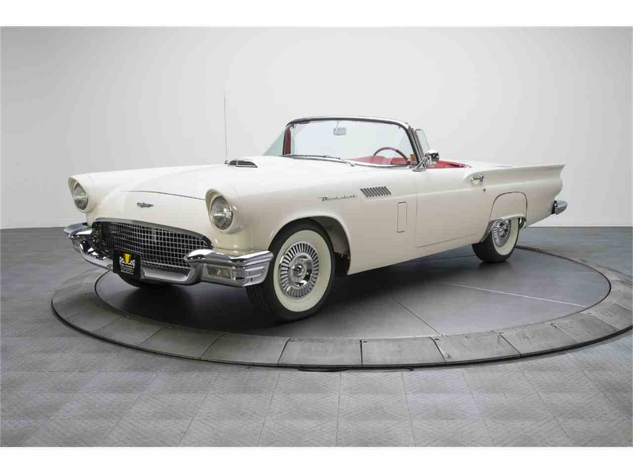 Large Picture of Classic '57 Ford Thunderbird - LT9V
