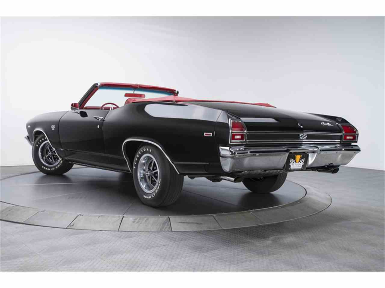 Large Picture of '69 Chevelle SS - LTA1