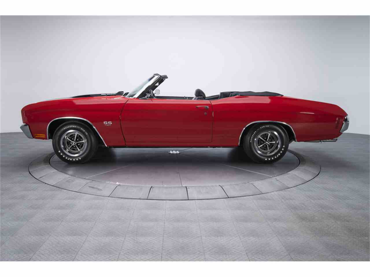 Large Picture of '70 Chevelle SS located in North Carolina Offered by RK Motors Charlotte - LTA6
