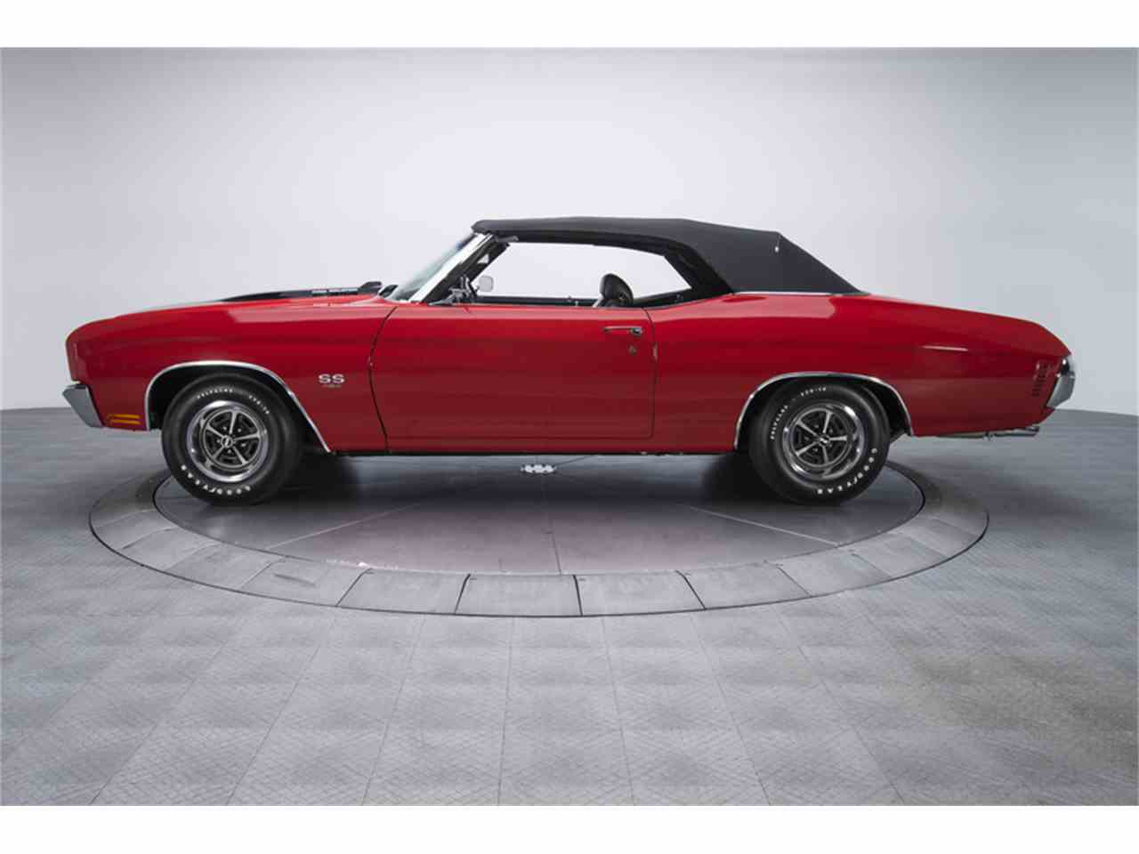 Large Picture of Classic '70 Chevrolet Chevelle SS - $99,900.00 Offered by RK Motors Charlotte - LTA6