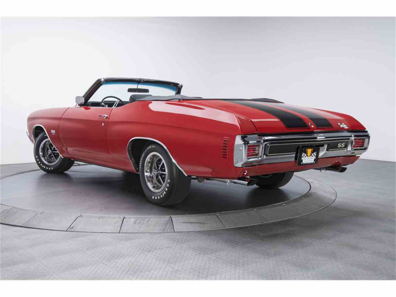 Large Picture of '70 Chevelle SS located in Charlotte North Carolina - $99,900.00 - LTA6