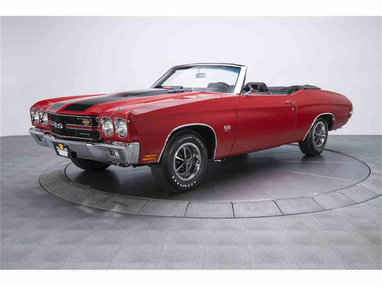Large Picture of '70 Chevrolet Chevelle SS - LTA6