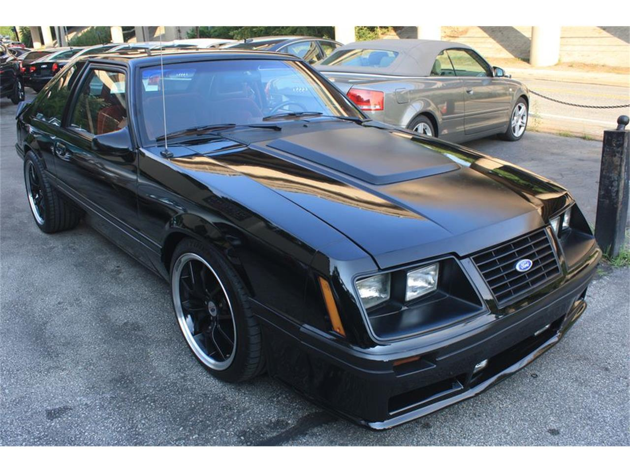 1983 ford mustang gt for sale classiccars com cc 1017735