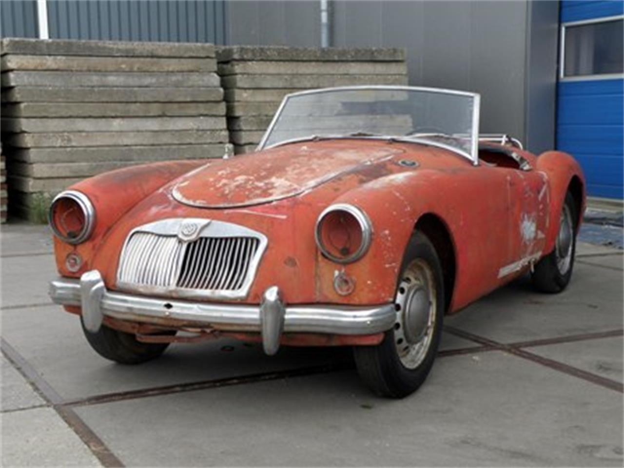 Large Picture of '59 MGA 1500 - LTAM