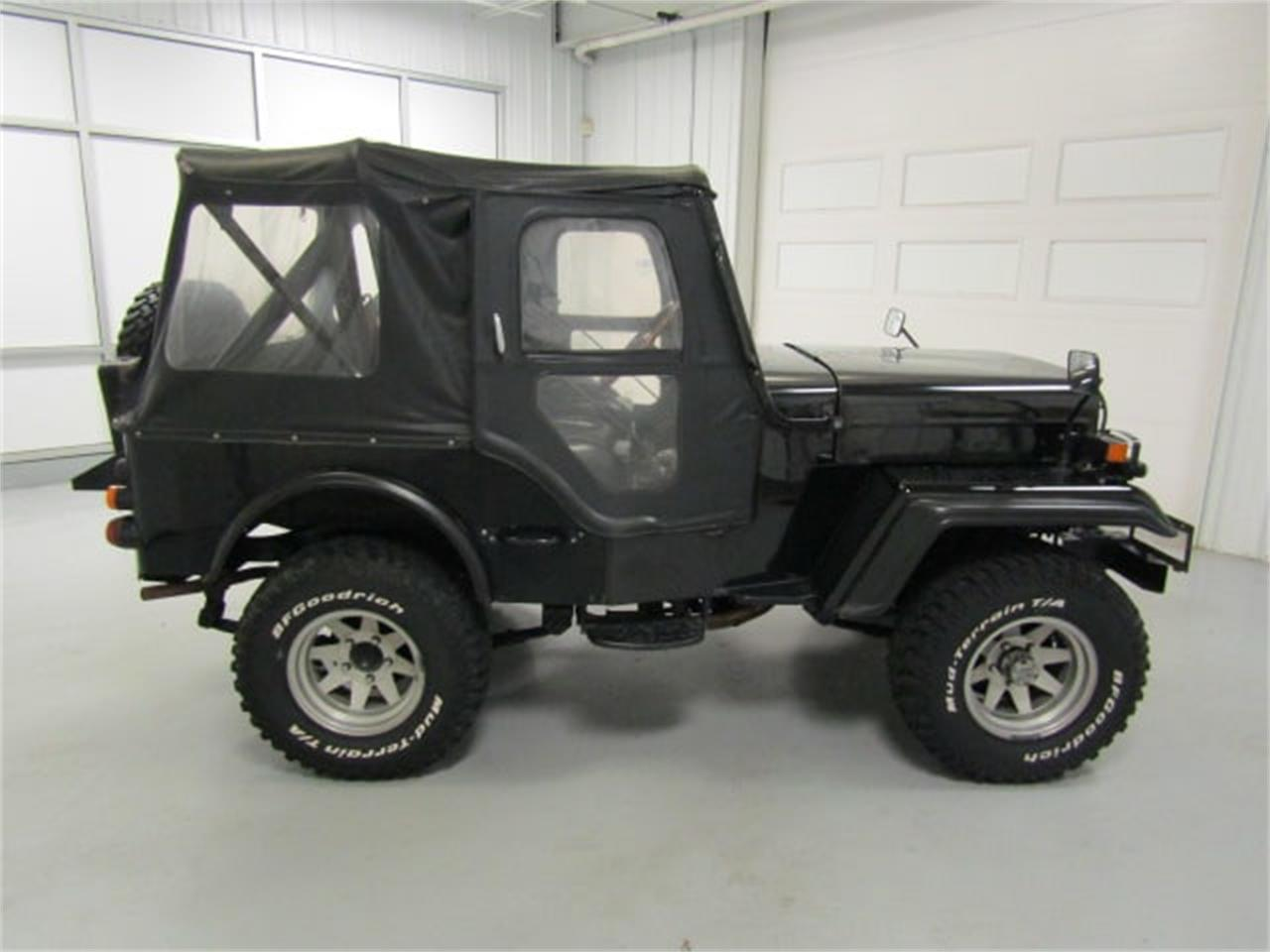 Large Picture of '85 Mitsubishi Jeep located in Virginia - $9,999.00 Offered by Duncan Imports & Classic Cars - LNX4