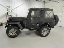 Picture of '85 Mitsubishi Jeep located in Christiansburg Virginia Offered by Duncan Imports & Classic Cars - LNX4