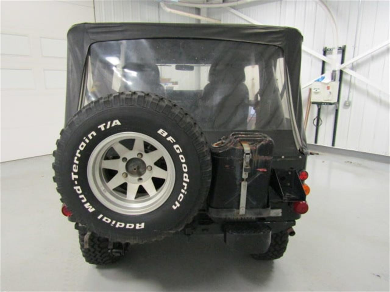 Large Picture of '85 Mitsubishi Jeep located in Christiansburg Virginia - LNX4