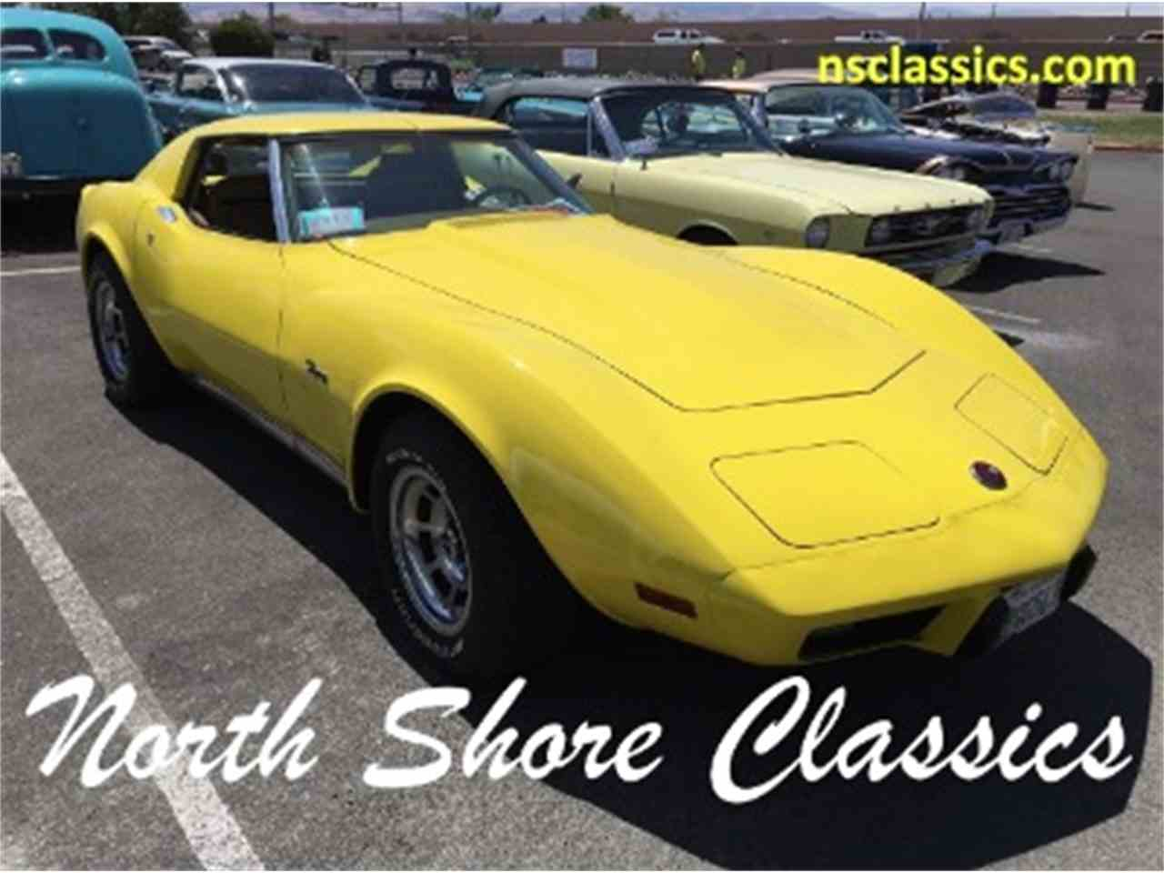 Large Picture of '75 Corvette Offered by North Shore Classics - LTBG