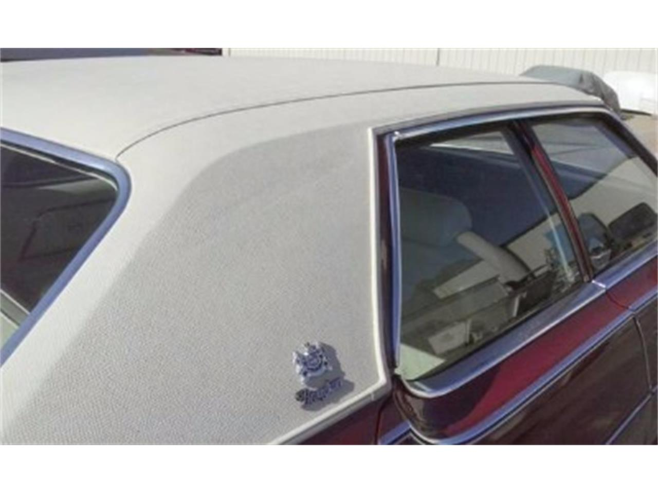 Large Picture of '74 Marquis - LTBJ