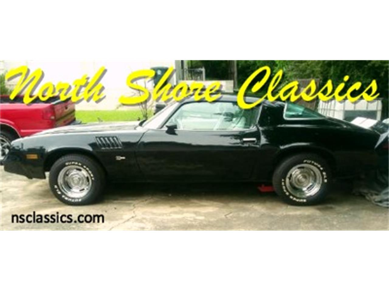 Large Picture of '78 Camaro - LTBL