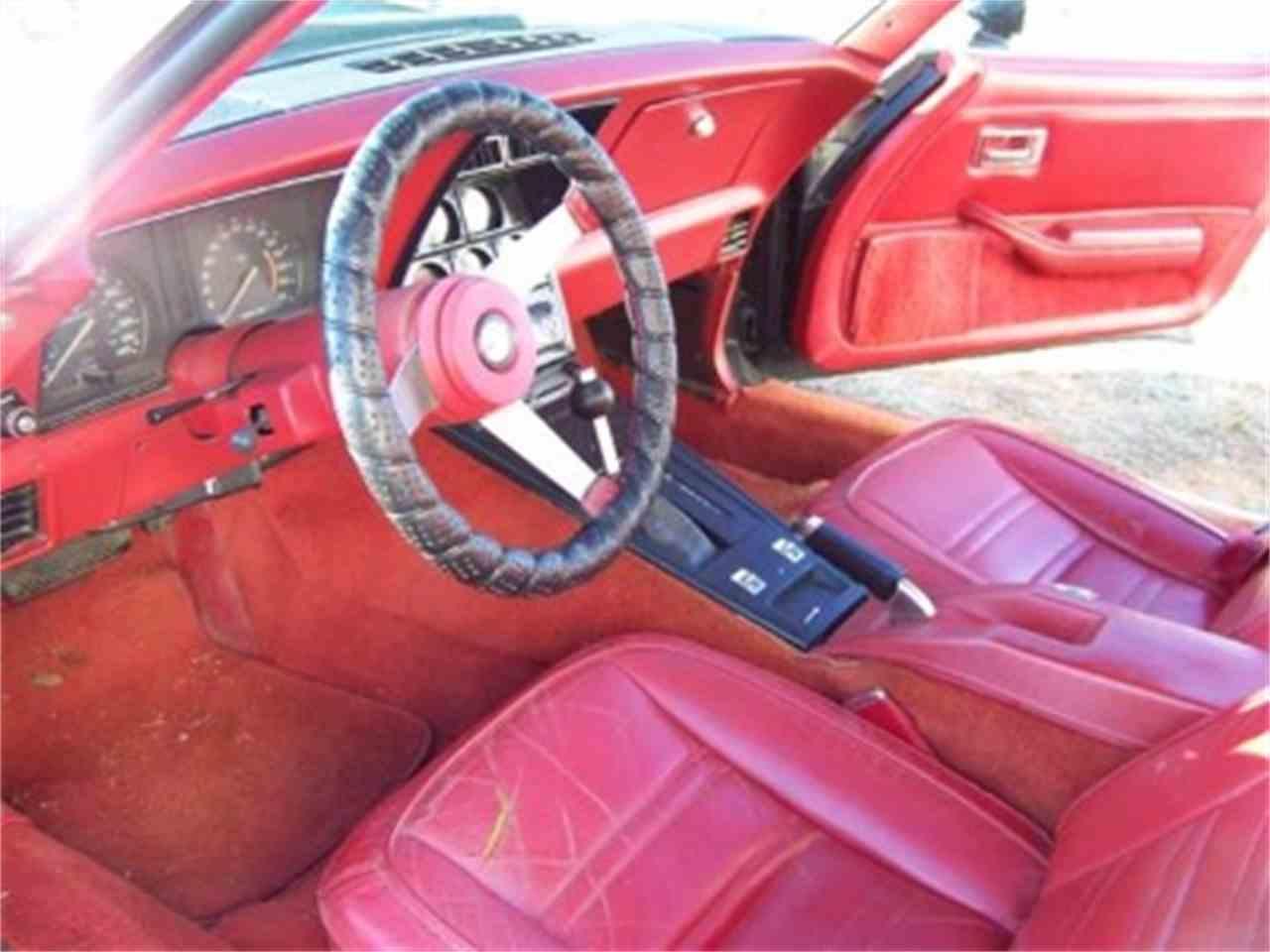 Large Picture of '78 Corvette - LTBM