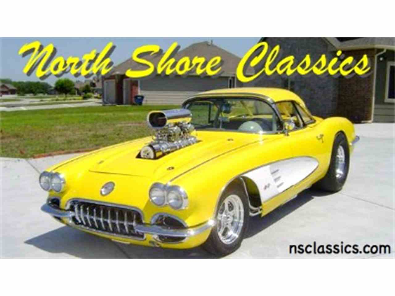 Large Picture of '59 Corvette - LTBN