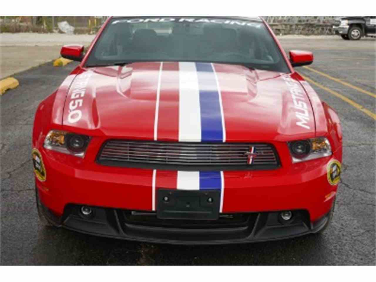 Large Picture of '11 Mustang - LTBO
