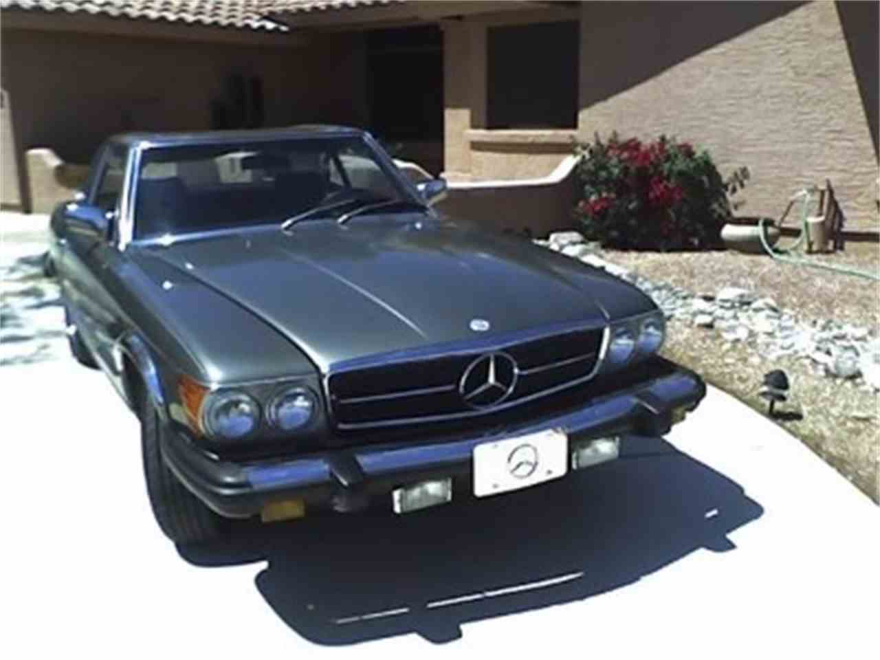 Large Picture of '80 450SL - LTBQ