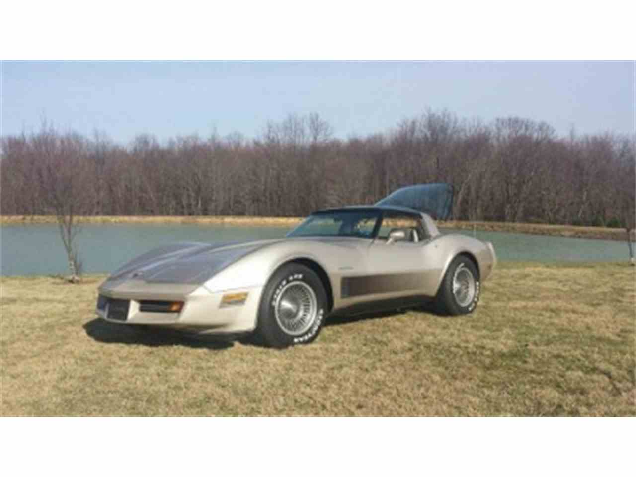 Large Picture of '82 Corvette - LTBV
