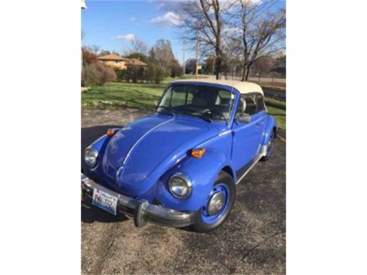Large Picture of 1977 Beetle located in Palatine Illinois - $12,995.00 - LTBX
