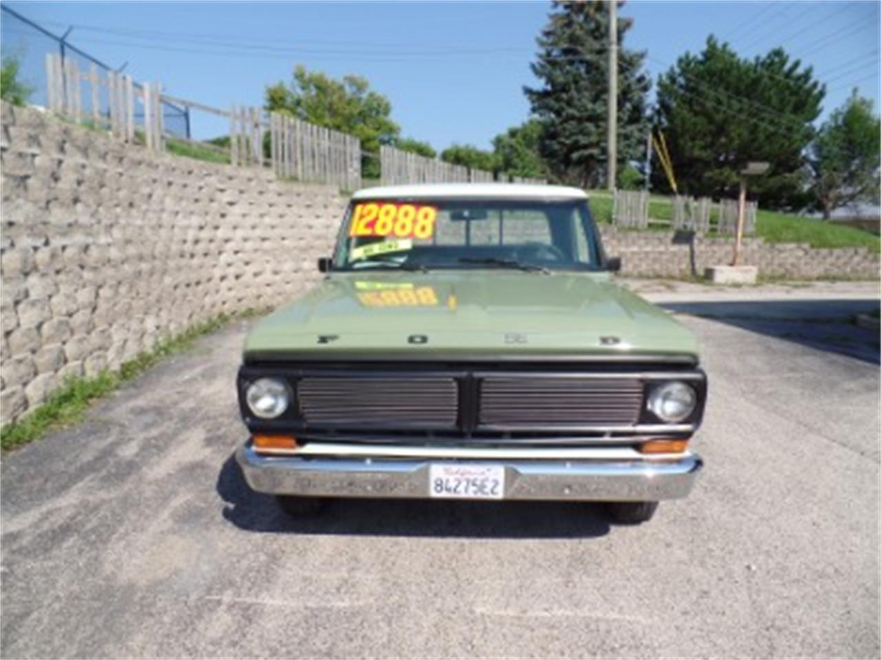 Large Picture of '71 F250 - LTBY
