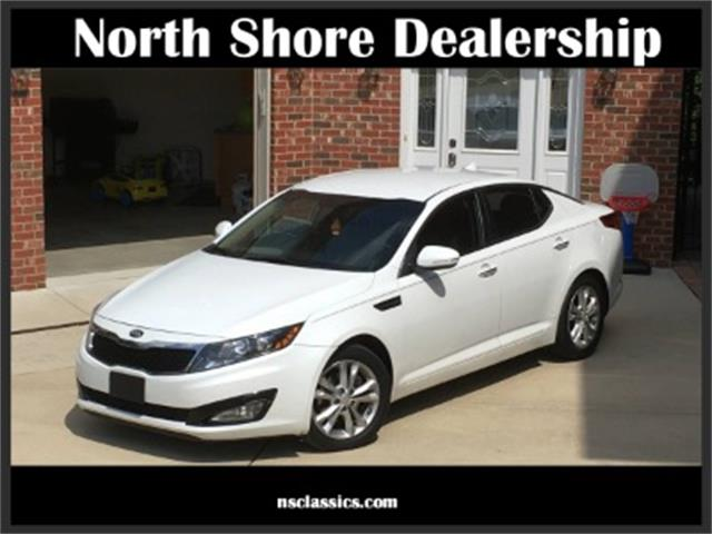 Picture of '13 Optima located in Mundelein Illinois - $9,995.00 - LTC0