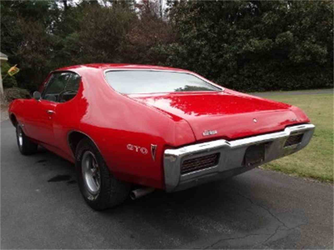 Large Picture of '68 GTO - LTCL