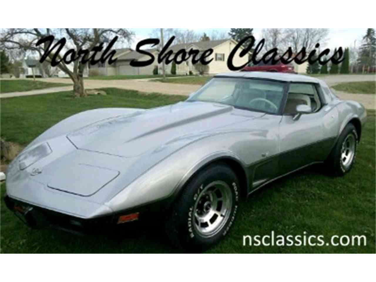 Large Picture of 1978 Corvette Offered by North Shore Classics - LTCN