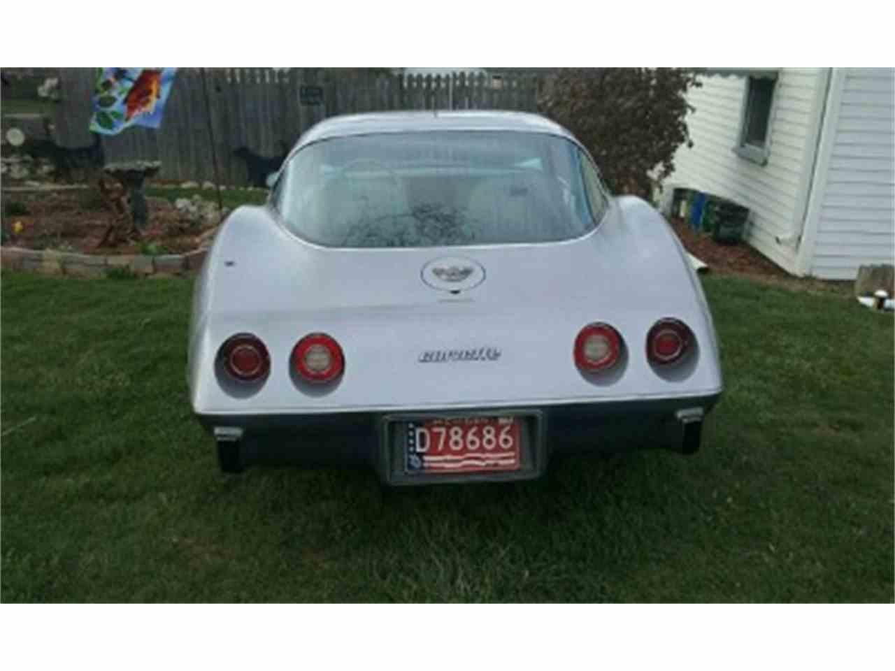 Large Picture of '78 Corvette located in Mundelein Illinois - $18,900.00 - LTCN